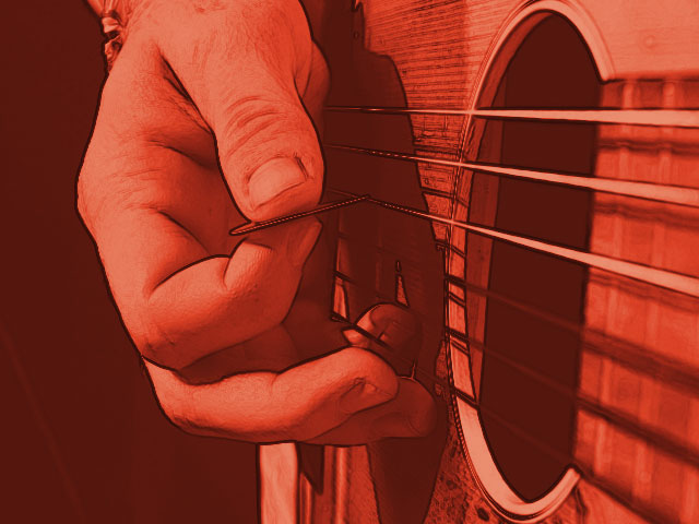 Acoustic Guitar Strumming Tips