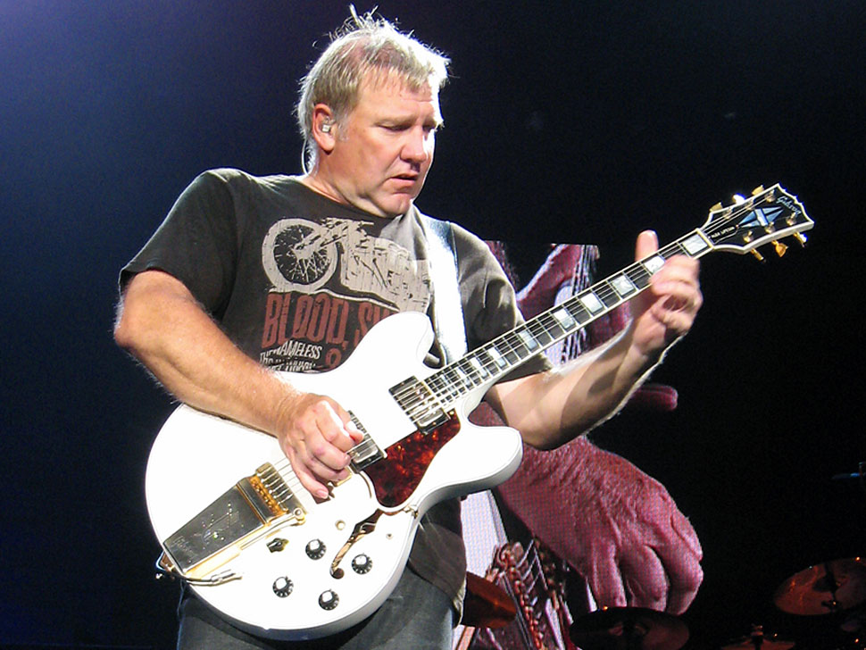 "Alex Lifeson On Remixing ""Vapor Trails"""