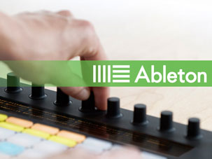 All Ableton Gear 25% Off Until Sept 5th