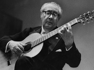 10 Things You Now Know About Andrés Segovia