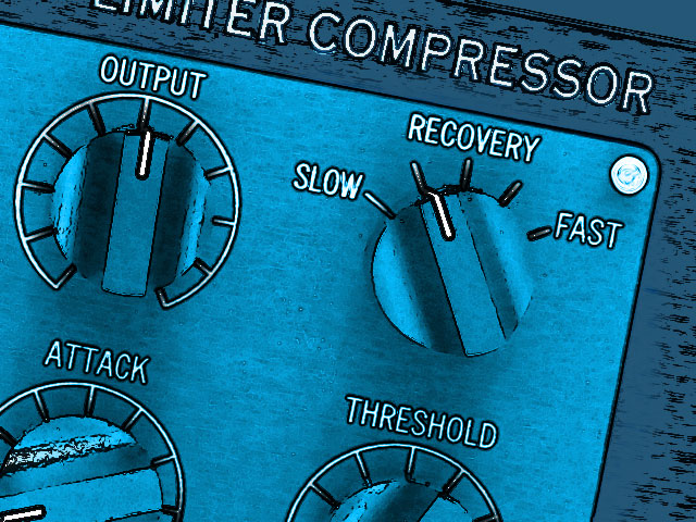 In The Studio - Part 2 - Basic Compression and Gates