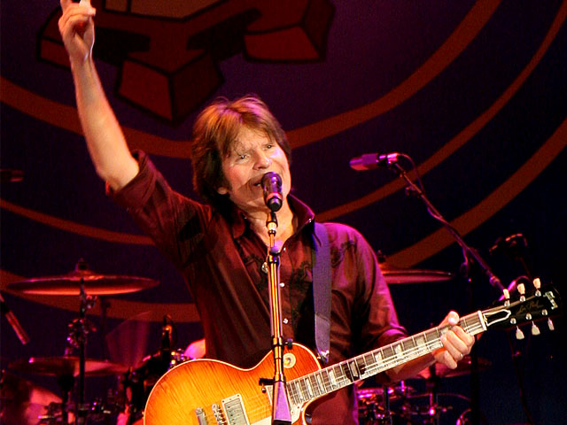 John Fogerty Exhibit Comes To Grammy Museum