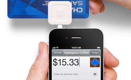 Mobile payment processing with PayPal, Square, etc