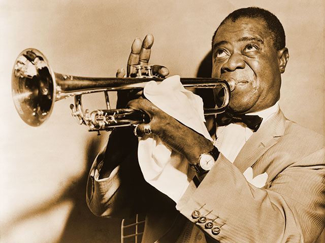 New Louis Armstrong Recording Emerges