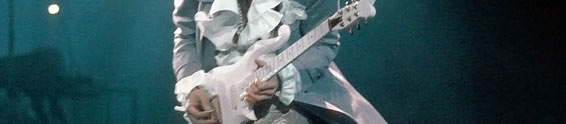 Prince and the Cloud Guitar
