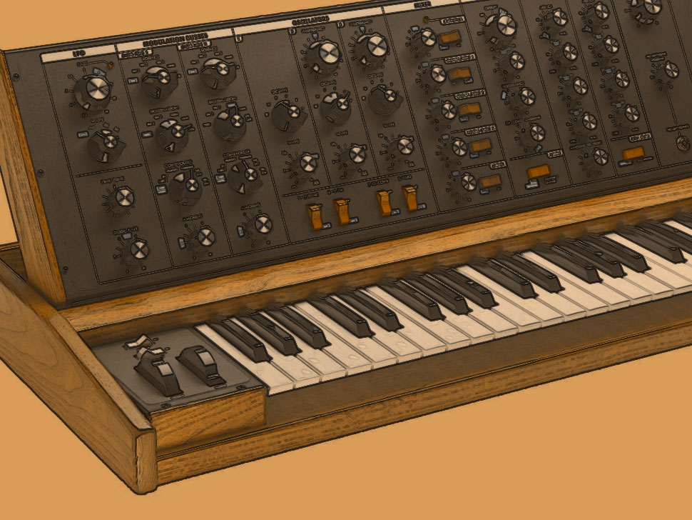 Synth Basics: An Overview, Part 1