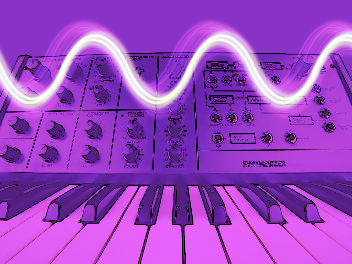 Synth Basics: Oscillator