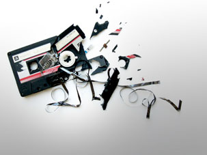 The Cassette Tape Is Coming Back. Nooooooooo!!!!