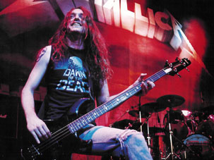 The History Of Metallica's Bassists