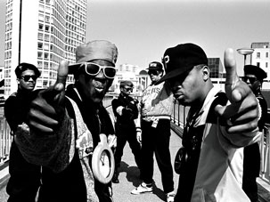 The Recording Of Public Enemy's 'Fight The Power'
