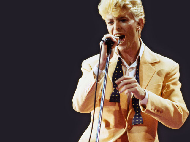 The Rise And Fall And Rise Of David Bowie