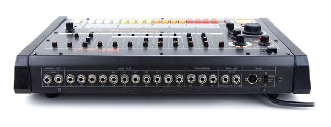 Roland TR-808 connections