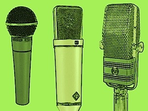 The Types Of Microphones And When To Use Them
