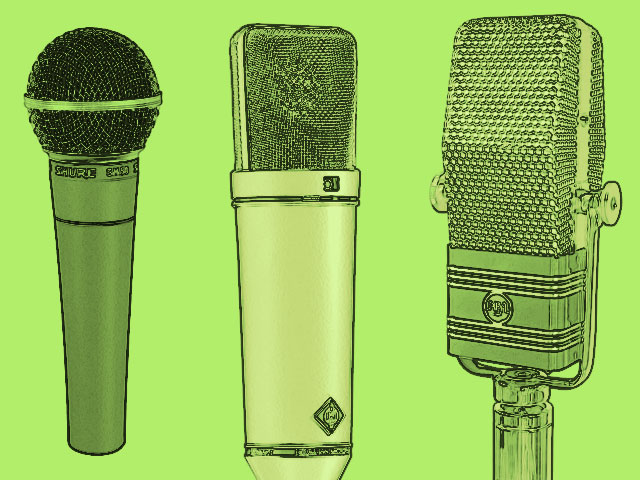 types of microphones essay There are many different types of microphones which one is best for your documentary project.