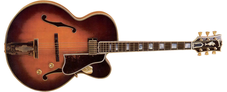 Wes Montgomery's Gibson L5